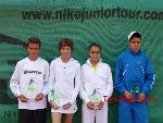 Nike Junior Tour Valldoreix
