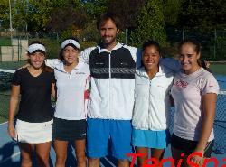 Junior Femenino 2013