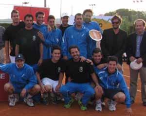 Campeonato de España de Tenis Equipos Maculinos A