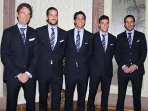 Copa Davis Alemania-España