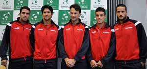Copa Davis: Alemania - España