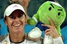 WTA China Open (CHN)<br>dobles 1� Anabel Medina