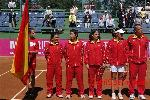 Fed Cup �Final (ESP)<br>Rusia 4/0 a <b>Espa�a</b><br>
