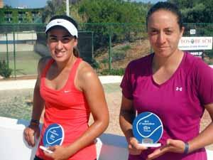 ITF femenino Heraklion 5