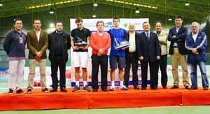 2º ITF Junior Pontevedra