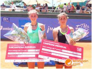 ITF C Tenis Chamartin Femenino