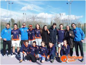 Final XLV Liga Juvenil de Madrid