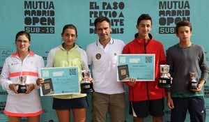 Mutua Madrid Open S16 - Málaga