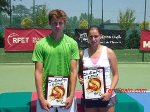 Campeonato de Espa�a de Tenis Cadete
