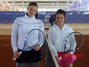 ITF Femenino Madrid II � 2� ronda Fase previa