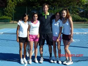 Campeonato de Madrid equipos Cadetes femenino – Semis