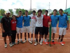 Campeonato de Madrid equipos Cadetes -Final