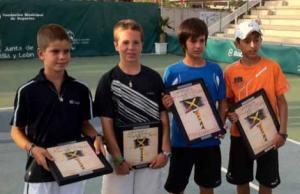 Campeonato de España Alevín de Tenis 2012