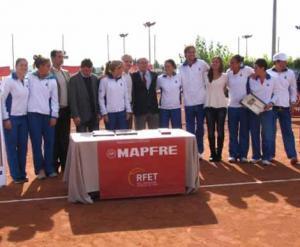Campeonato de España por equipos femeninos de Tenis