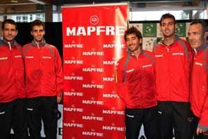 Copa Davis: Canada - España