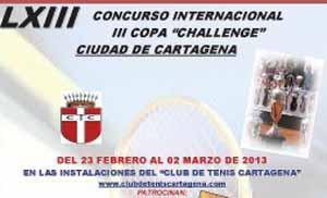 Copa Challenge 'Ciudad de Cartagena'