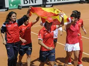 Fed Cup: España 4/0 a Japón