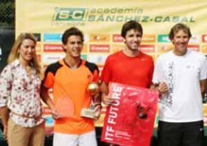 Open Sanchez-Casal Futures 35