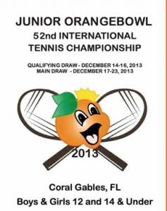 Juniors Orange Bowl