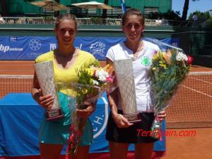 ITF Femenino Chamartín – final