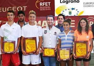 Campeonato de España Cadete de Tenis
