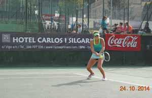 13 ITF Junior Sanxenxo - Viajes Interrias