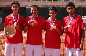 WORLD JUNIOR TENNIS S14