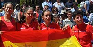Fed Cup: España-Italia