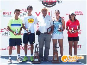 Cto. de Espana Infantil individual (Trofeo Manuel Alonso)