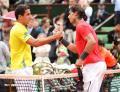 Roland Garros - Semis