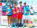 Campeonato de España Infantil: C. Tenis Horadada